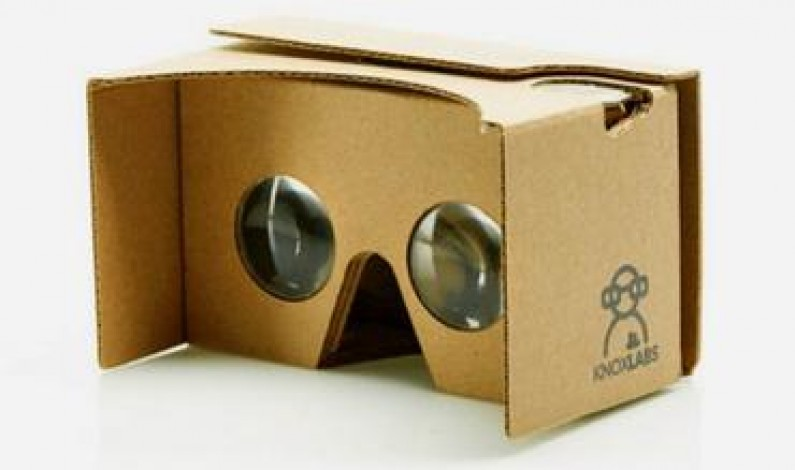 Turn your smartphone into a VR headset for only $10