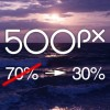500px Cuts Royalty Rate from 70% to 30% for Non-Exclusive Photos