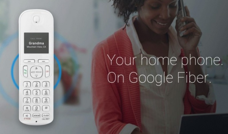Google Fiber's latest innovation is a landline