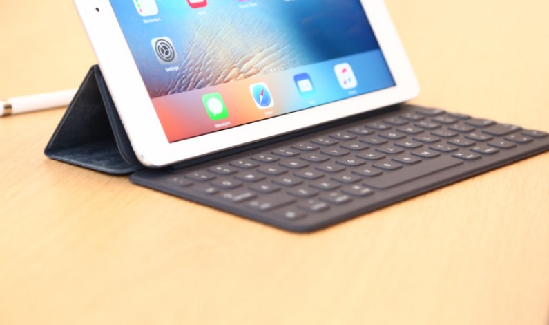 The 9.7-inch iPad Pro is slightly slower than the 12.9-inch iPad Pro
