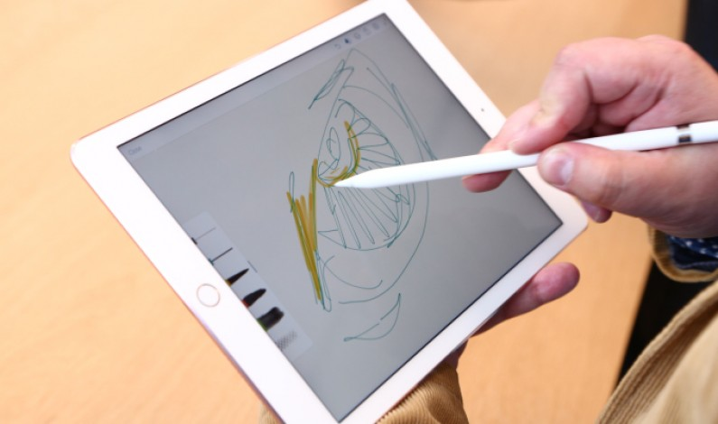 First look at the new smaller iPad Pro