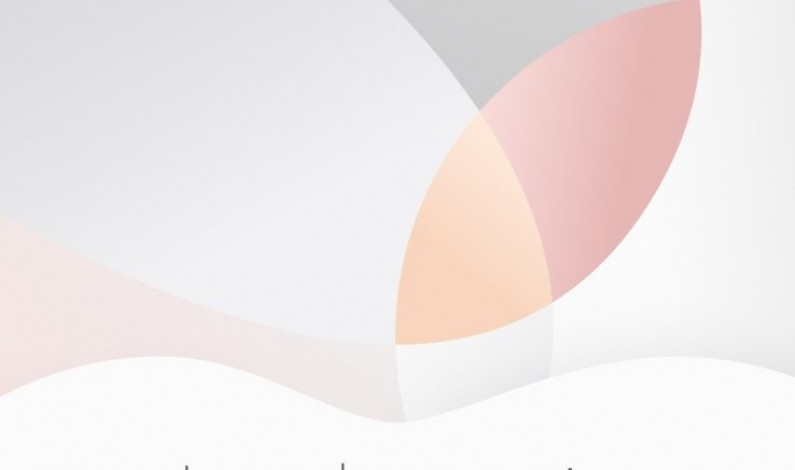 Apple sends out invites for March 21 event, likely for new iPad and smaller iPhone