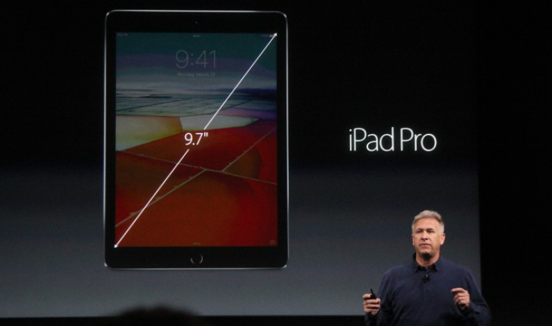 Apple unveils a smaller iPad Pro, Apple's vision of the future of computers