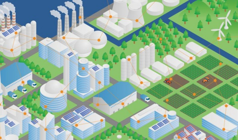 IoT and the development of a circular economy