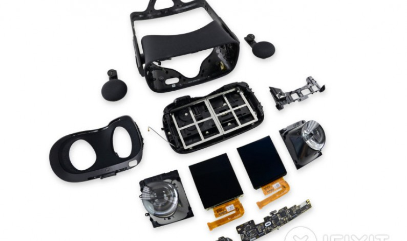 Teardown of Oculus Rift finds good design that's somehow relatively easy to repair